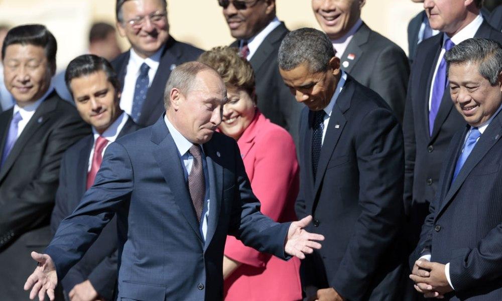 Обама: американцы больше верят Путину, чем демократам