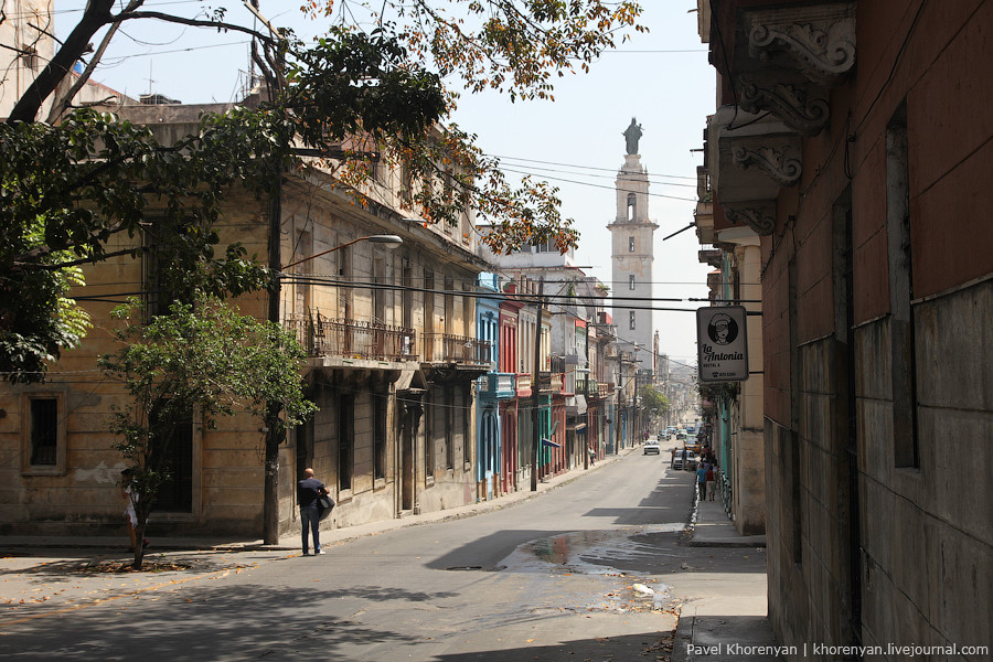 Гавана: самый красивый город Америки