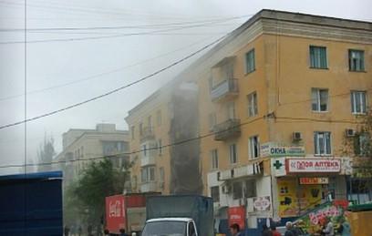 В Волгограде из-под завалов дома извлекли тело четвертой жертвы