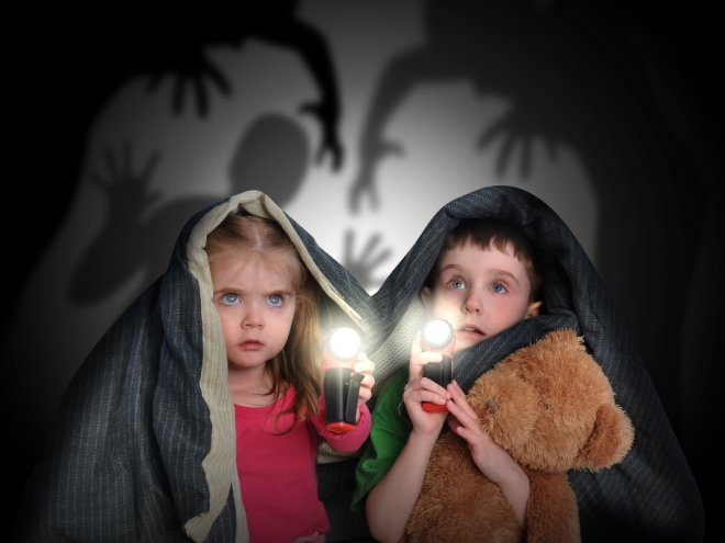 Детские фразы, напугавшие взрослых