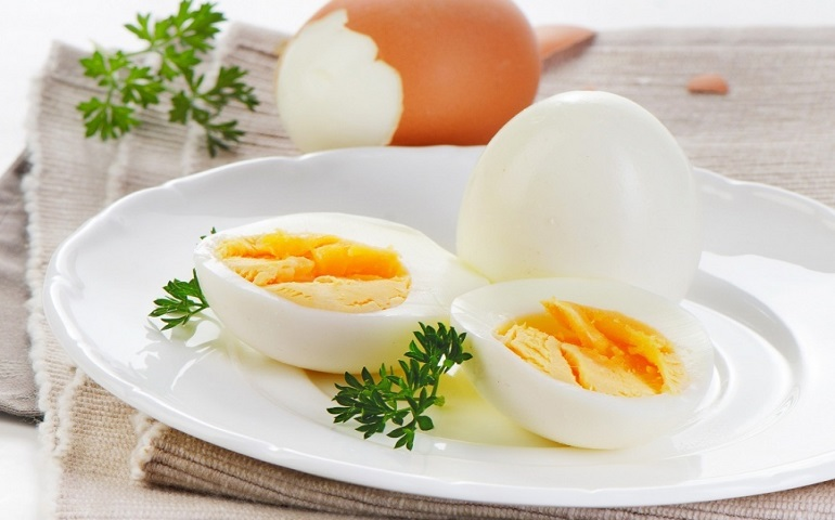 Диета из вареных яиц: сбросьте 10 кг за 2 недели!