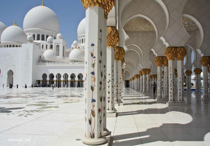 Мечеть Шейха Заеда Бин Султана Аль Нахьяна