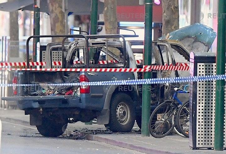 Нападение в Мельбурне: полиция рассматривает версию теракта