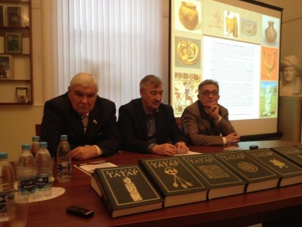 Один изидеологов татарского национализма признался вполитическом заказе
