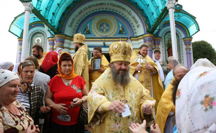 Свято-Ильинский храм: единственная церковь Чернобыльской зоны