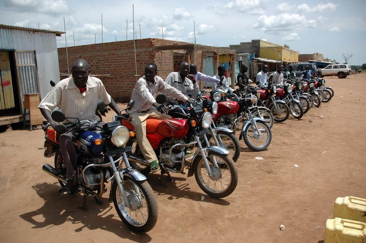 Бодабода. 12 фактов об Уганде - жемчужине Африки. Фото с сайта NewPix.ru