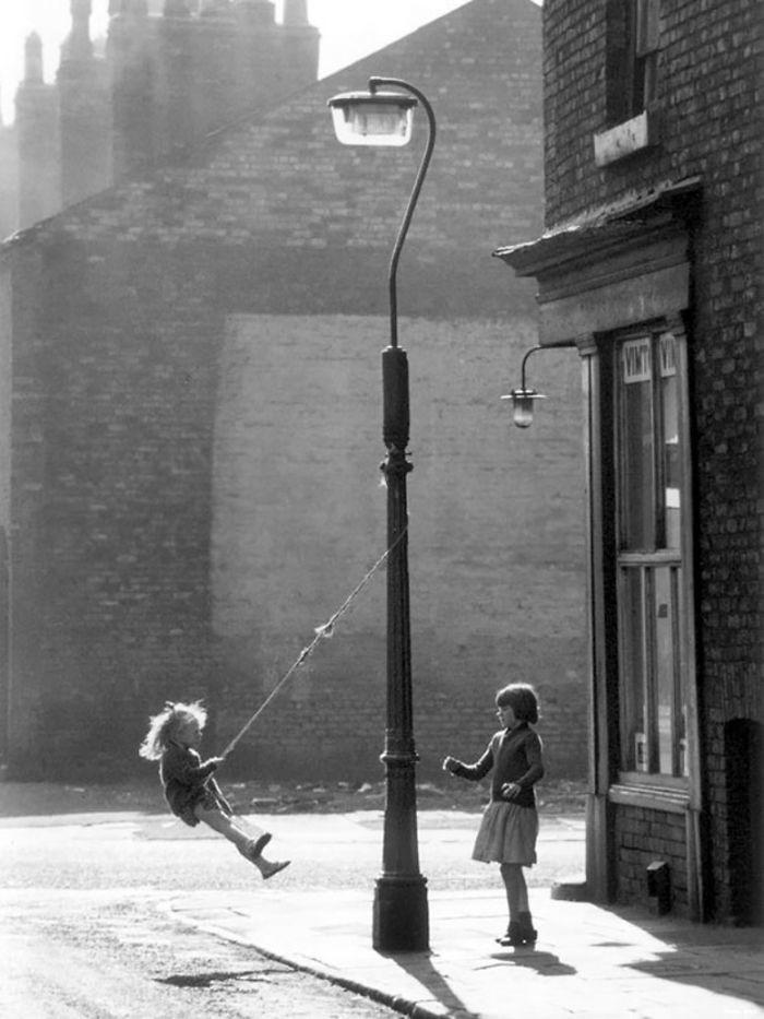 44. Девочки из Манчестера, 1965 год детство, прошлое, фотография