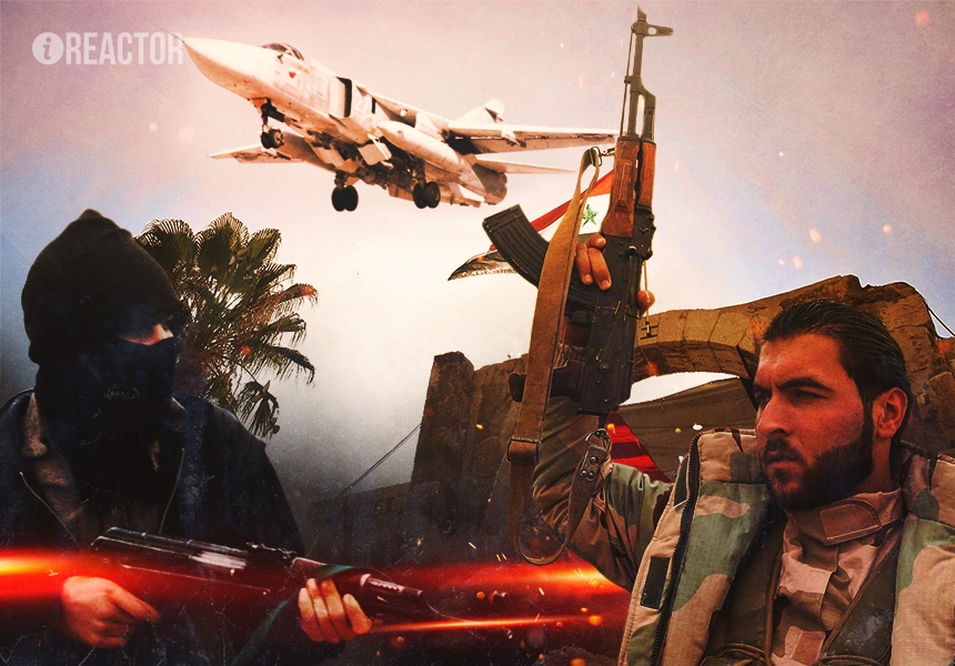 Новости Сирии: коренной перелом в сирийском конфликте произошел — армия громит террористов