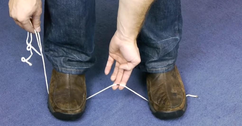 Этот нехитрый трюк с веревкой пригодится каждому