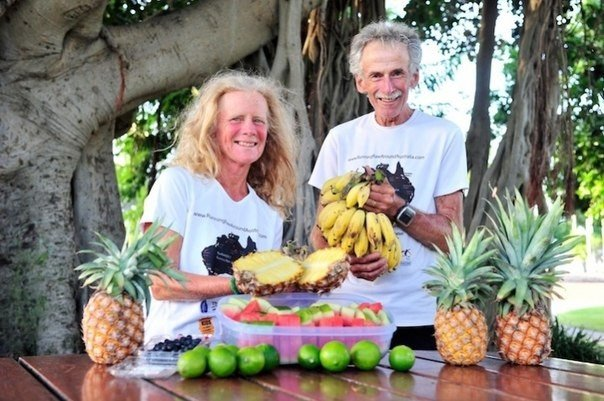 60-летние супруги прошли 366…