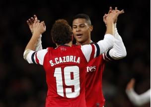 «Арсенал» выбил «Тоттенхэм» из Кубка Англии
