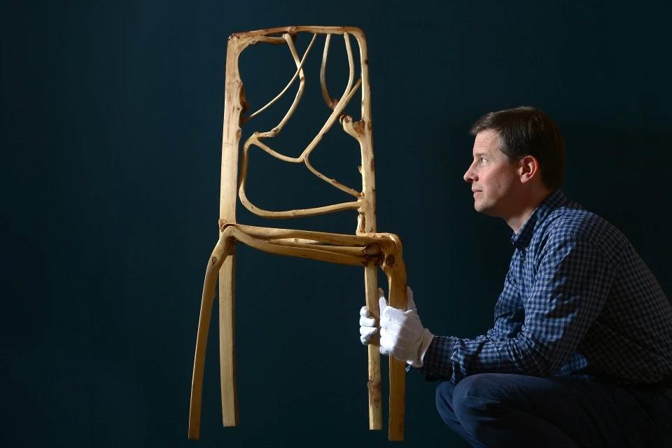 Дизайнер выращивает кресла и…