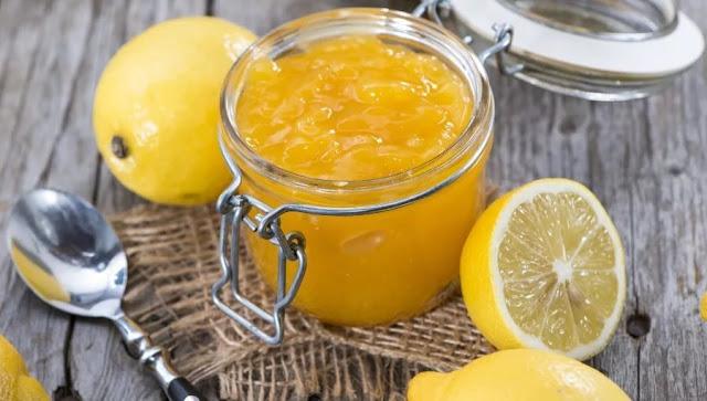 Лимонно-медовая смесь для очищения сосудов