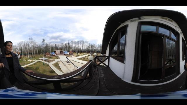 ДОМ-2 в 360: Экскурсия по поляне