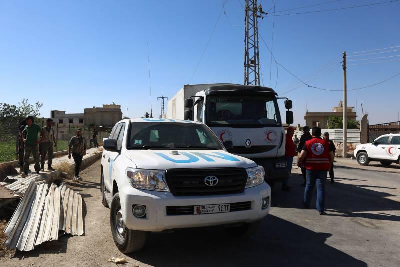 Генсек ООН заявил о полной поддержке астанинского процесса по Сирии
