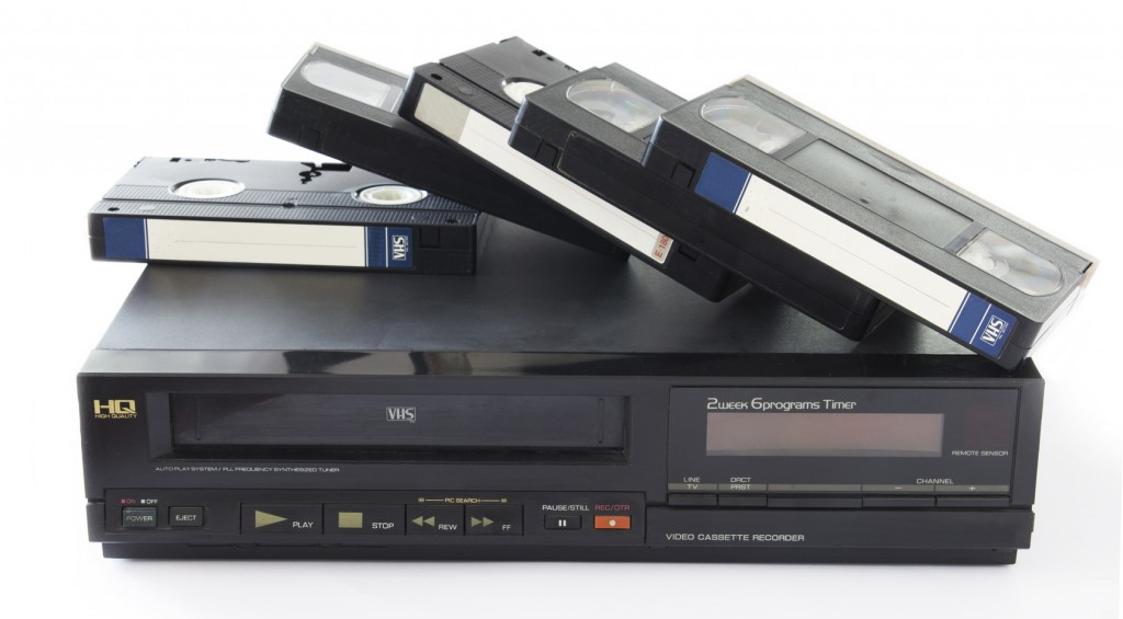 Конец эры VHS
