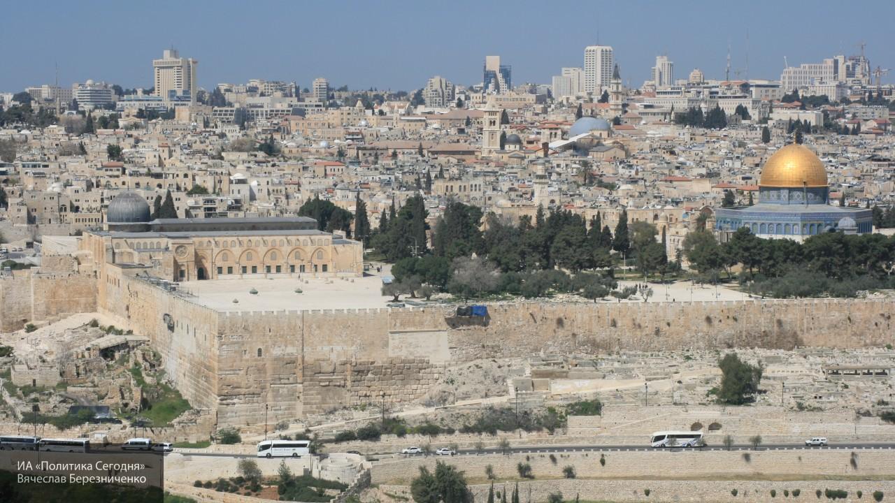 Авиация Израиля атаковала объекты ХАМАС в секторе Газа