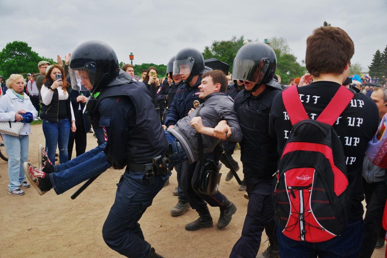 «Вечные 2% дерьма», - Соловьев разнес акции протеста 12 июня
