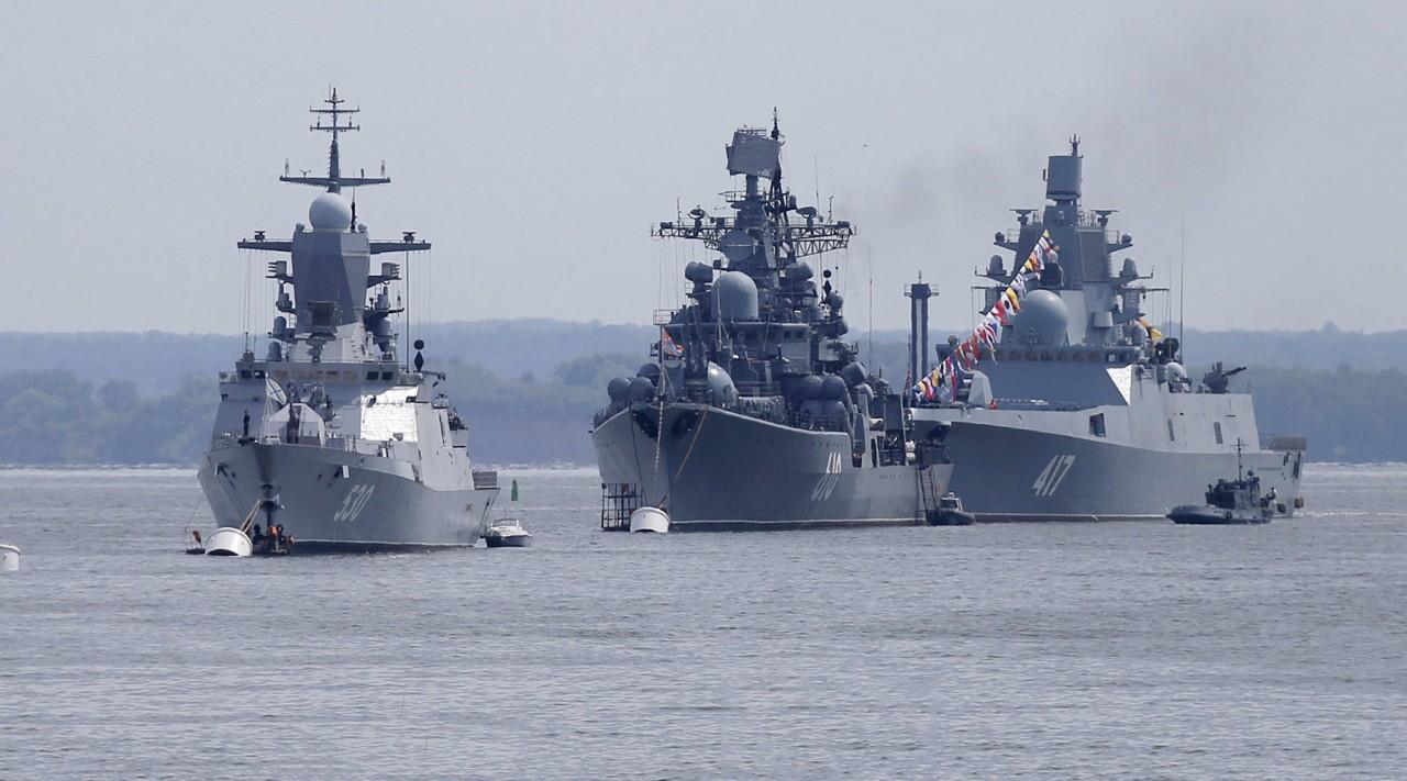 Морская доктрина — 2030: какие задачи поставил президент России перед ВМФ