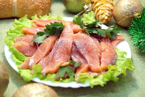 малосольная горбуша рецепт с фото пошагово