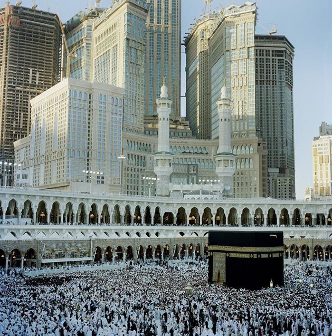 Мекка: сокровищница ислама