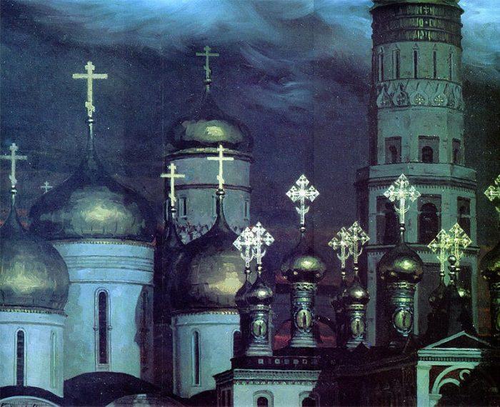 Без всякого преувеличения, это один из самых известных исторических живописцев современной России