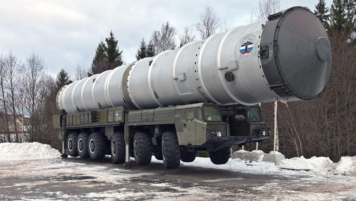 Небо Москвы прикроет таинственная противоракета