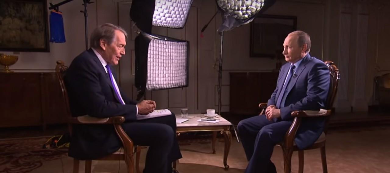 """""""Знаете, люди меня по-разному называют"""": Путин рассказал, что думает о США"""
