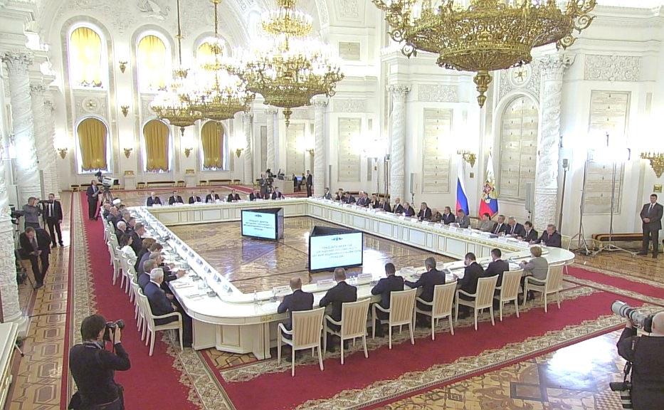 Владимир Путин: «Общая память сближает и объединяет людей»