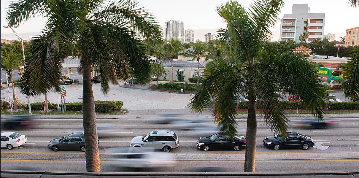 Умная система против дорожных заторов сокращает время в пути на 25%