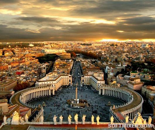 Легенды и тайны Ватикана
