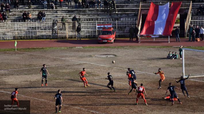 Новые шаги к мирной жизни: в Алеппо восстановлен спорткомплекс