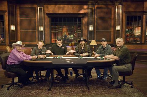 Покер в истории развития карточной игры