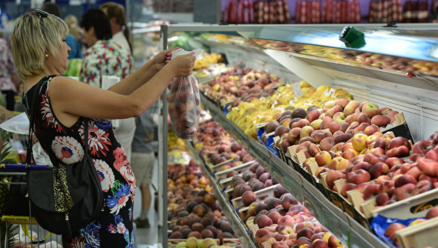 """Сирия поставит овощи и фрукты в магазины сети """"Магнит"""""""