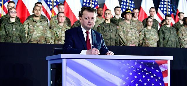 Польша подписала соглашение о приобретении первого дивизиона американской ракетной системы HIMARS