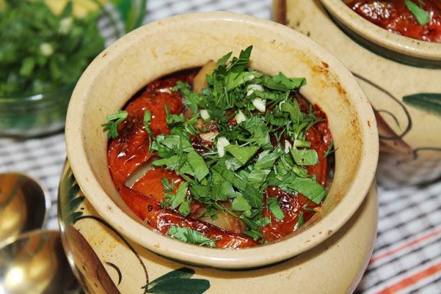 Грузинская кухня: рецепт чанахи