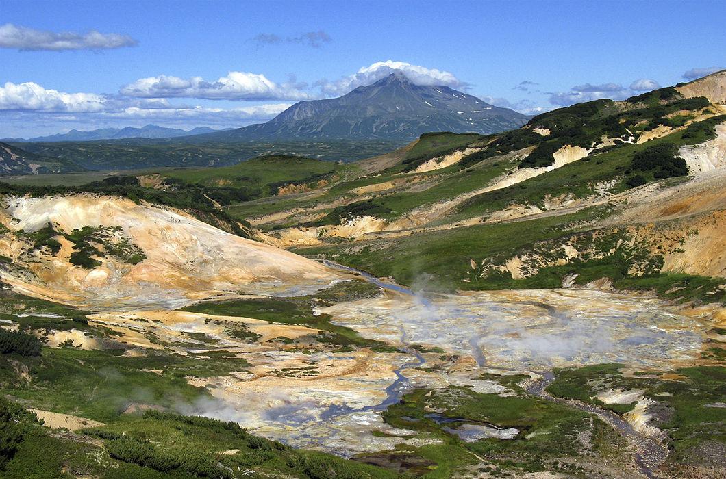 Очень красивые и самые опасные места нашей планеты