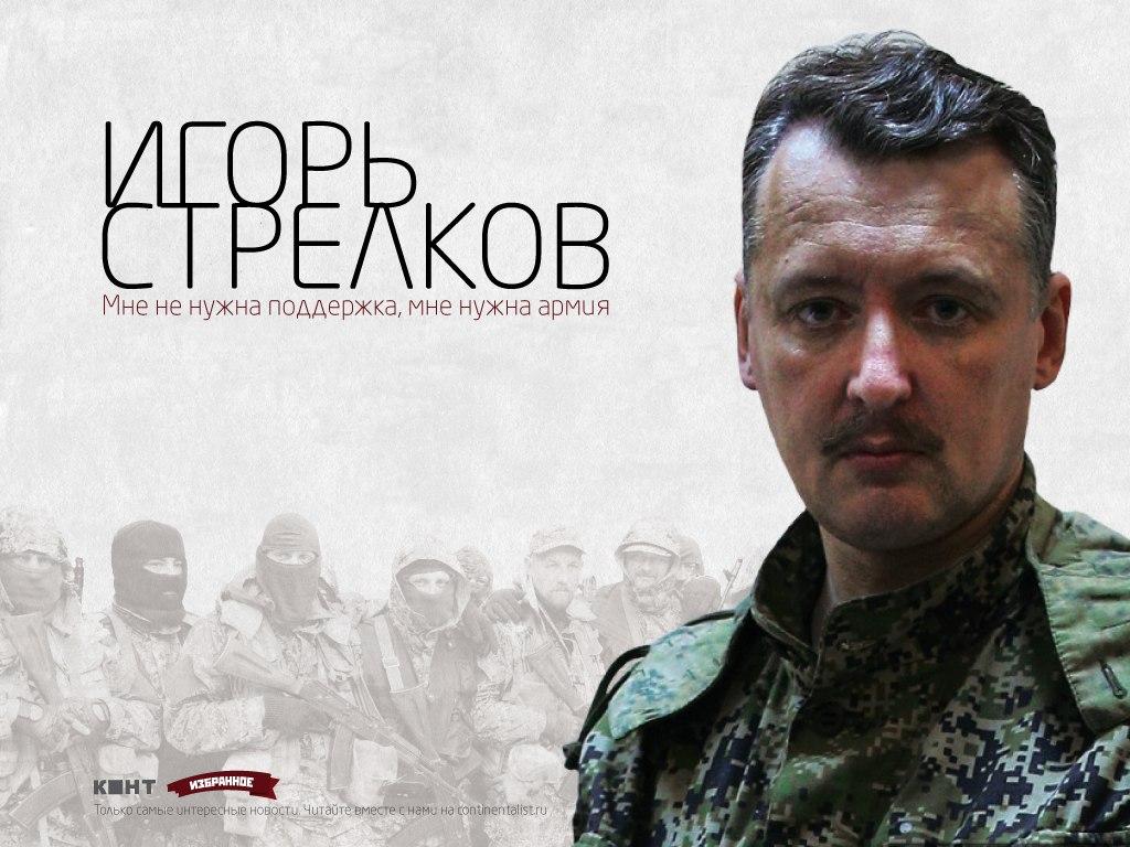 Отставка Игоря Стрелкова. Версии