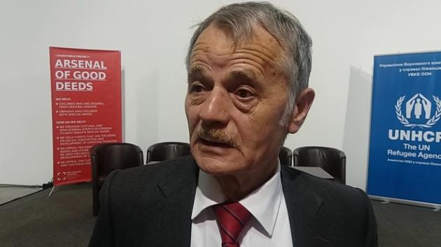 Джемилев назвал способ «разрушить» Россию