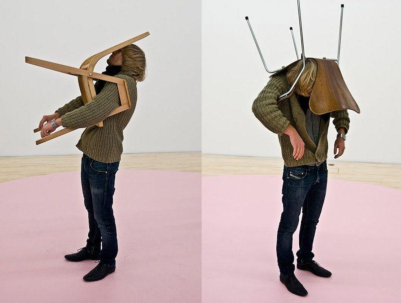 wurm04 Сосисочные скульптуры, ожиревшие машины и другие странности от Эрвина Вурма