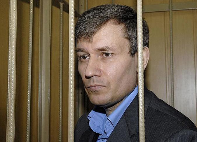 Личный консультант и экстрасенсЕльцина —Григорий Грабовой