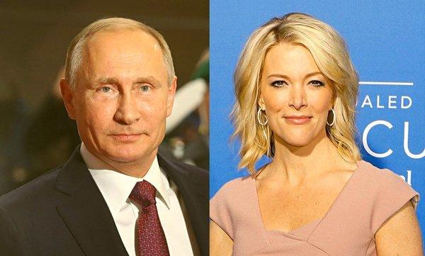 Реакция американцев на интервью NBC: «Мегин влюблена в Путина»