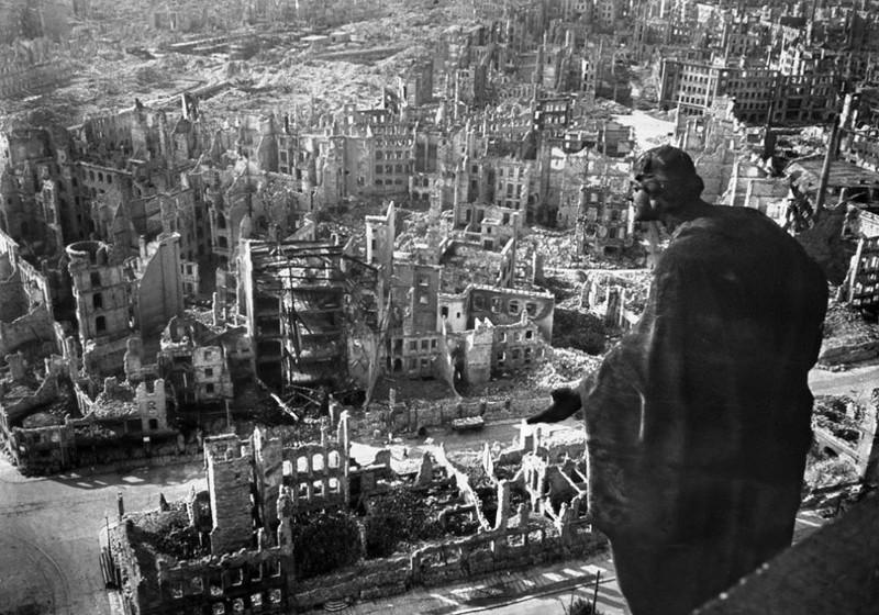 Почему союзники бомбили Дрезден