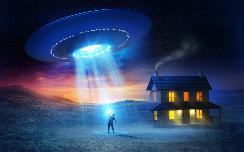 Невероятные утверждения об НЛО и инопланетянах