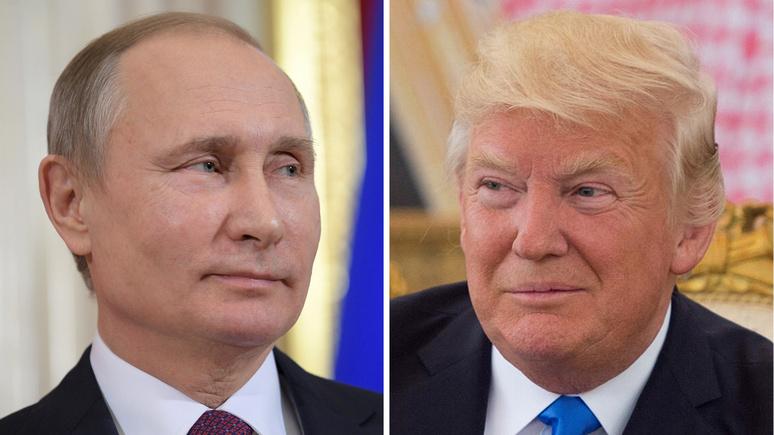 Newsweek: на G20 Трамп и Путин покажут высший класс «мачо-позёрства»
