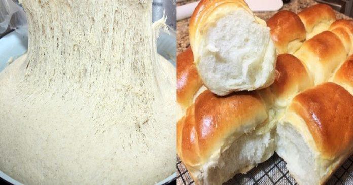 Как сделать дрожжевое тесто для плюшек