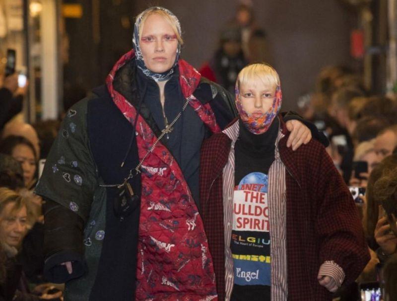Модников будет сложно отличить от бомжей