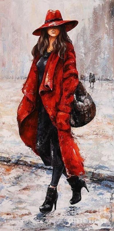 художник Имре Тот (Imre Toth) картины - 14