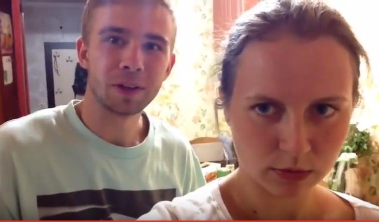 Украинская пара сняла на видео издевательства над котенком