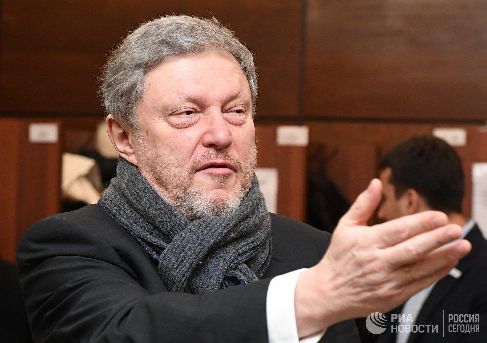 Явлинский заявил, что сможет…